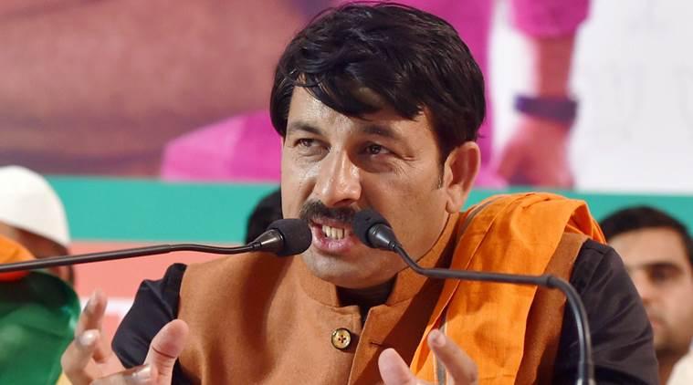 Kejriwal must resign: Manoj Tiwari