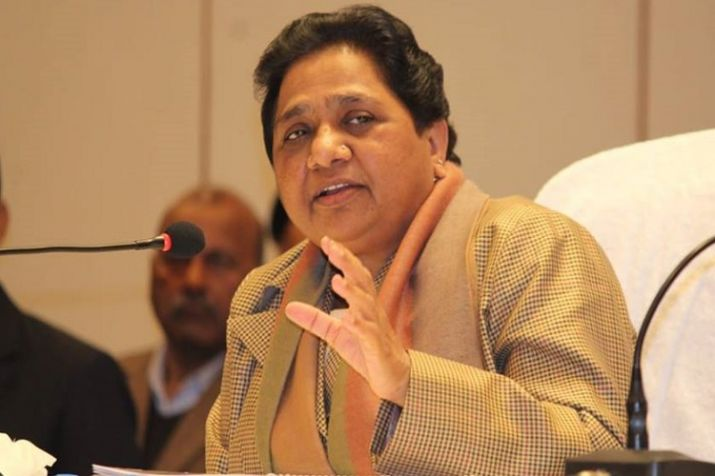 Mayawati visits AIIMS to enquire about Arun Jaitley
