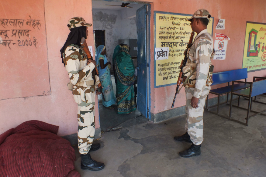 jharkhandpolls:secondphaseonsaturdayamidtightsecurity