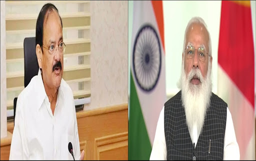 VP Venkaiah Naidu, PM Modi to interact with Governors, LGs on Covid situation today