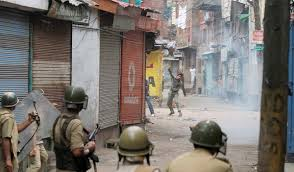 3 civilians killed in clashes between protesters and security forces in Kashmir