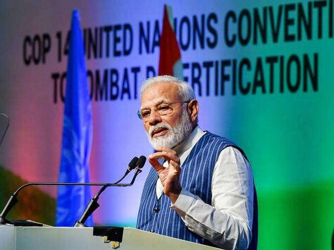 Modi says India fully capable of dealing with the challenge of terrorism