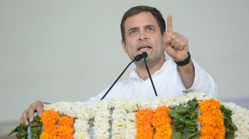 Farmers showed PM Modi their strength in recent polls: Rahul Gandhi