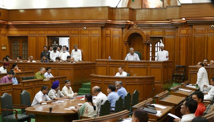 AAP govt calls one-day special session of Delhi Assembly today
