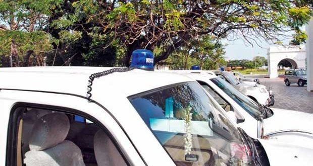 Andhra government bans blue beacons from May 1
