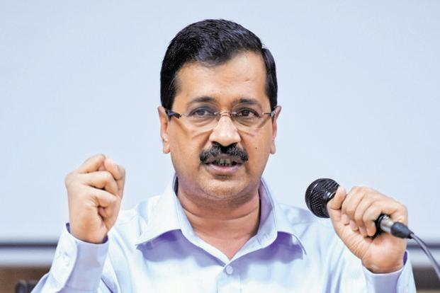 Delhi BJP files defamation  case against Kejriwal, other AAP leaders