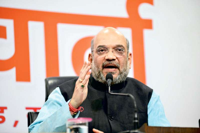 'BJP is politically-scared, Amit Shah's speech shows party's nervousness': Trinamool Congress hits back