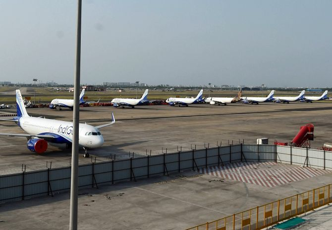 Domestic flight operations resume in Andhra Pradesh