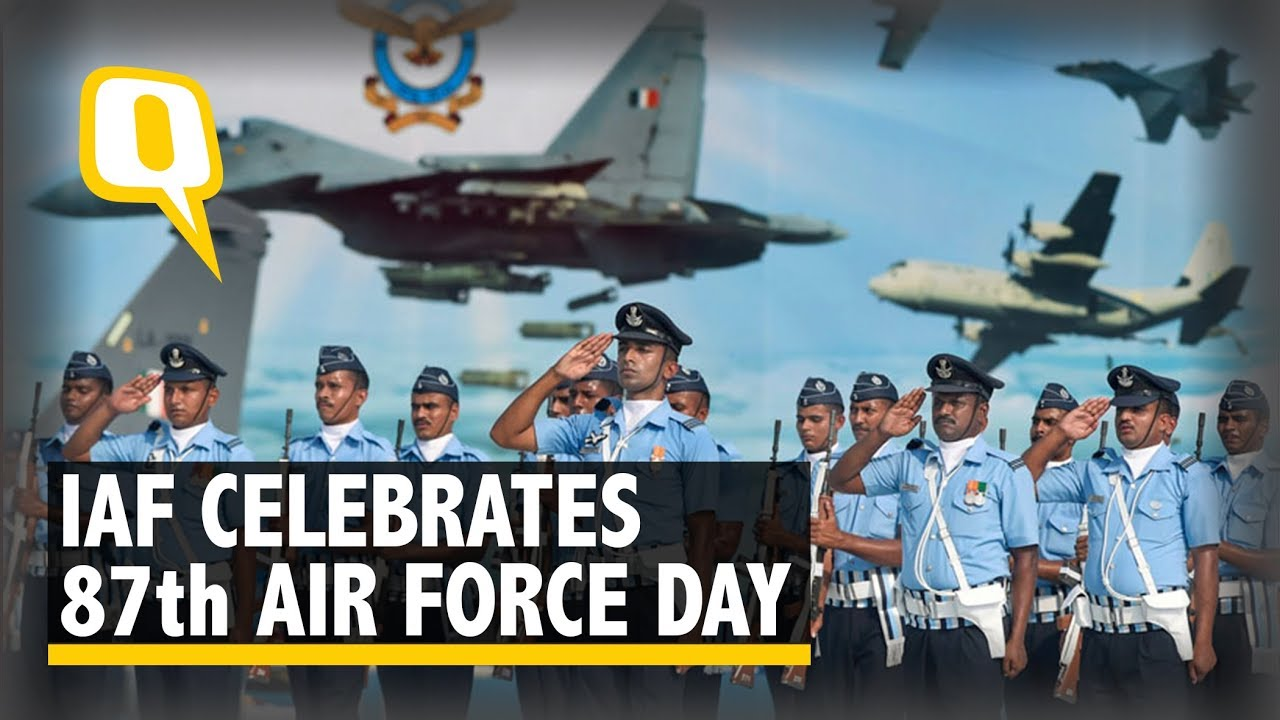 Indian Air Force to mark 87th anniversary today