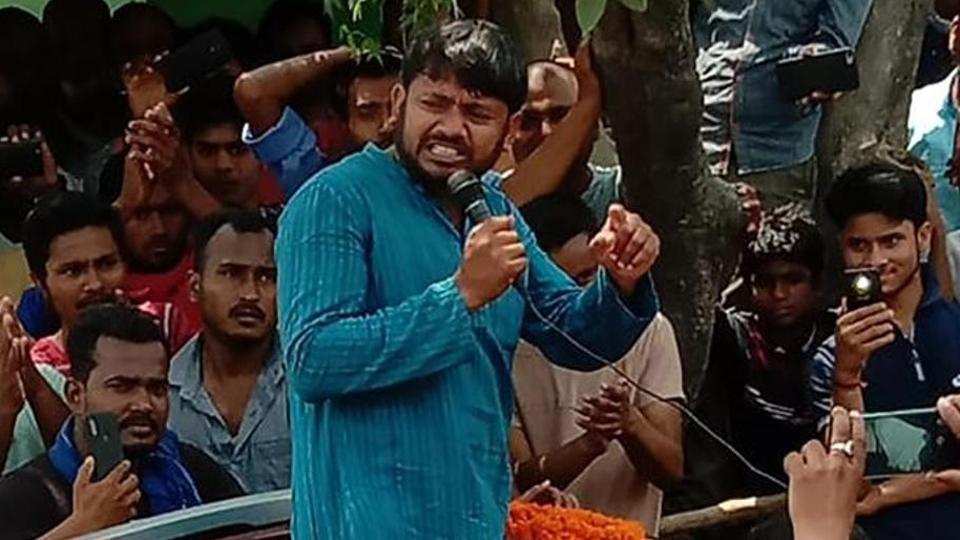 Kanhaiya Kumar supporters, villagers clash in Bihar