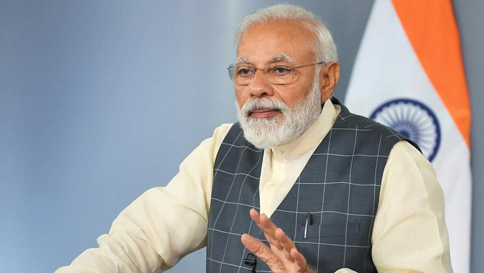 PM Modi asks MPs to disseminate information about govt schemes