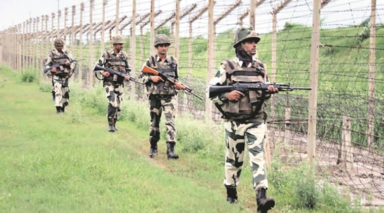 Pakistan troops shells forward areas along LoC in Poonch