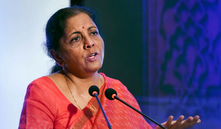 Govt is planning to sell two state-run companies Air India and BPCL by March 2020: Nirmala Sitharaman