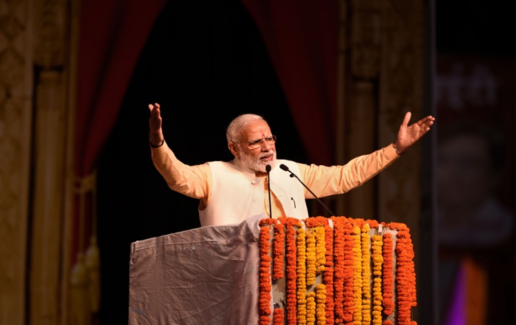 PM Modi urges people to avoid wasting food, water & conserve energy as a mission
