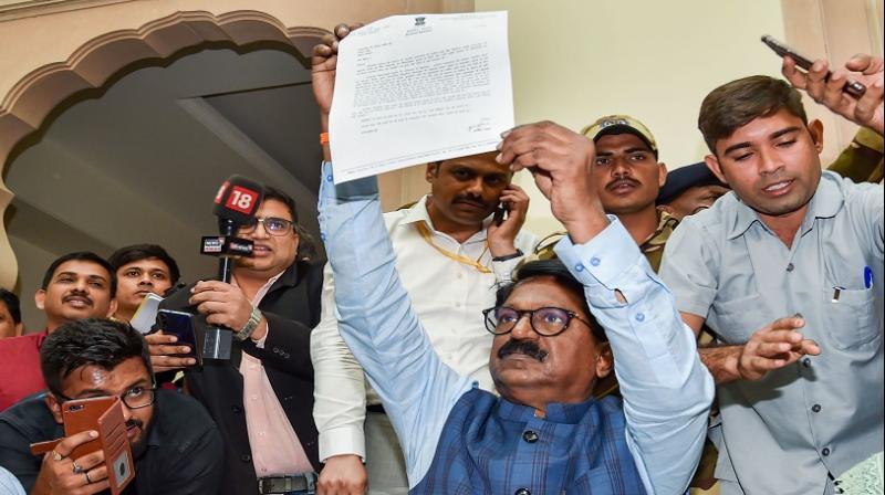 President Kovind accepts resignation of Arvind Sawant
