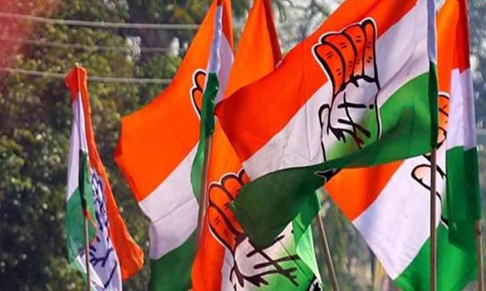 Karnataka Congress dissolved; state chief, working prez retained