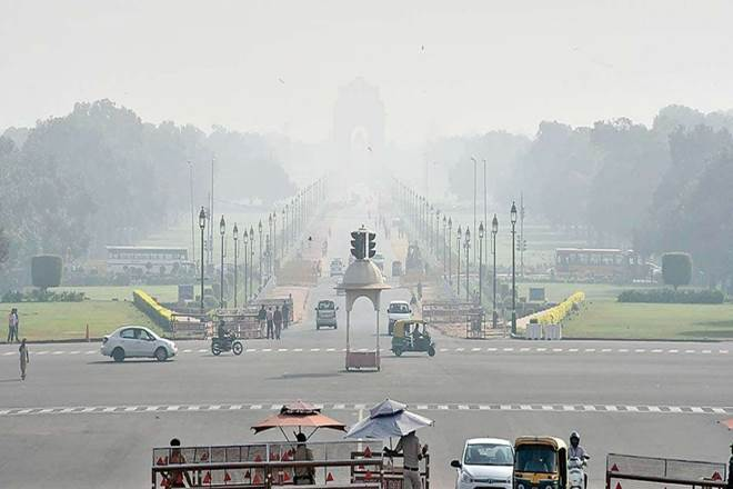 Air quality improves in Delhi