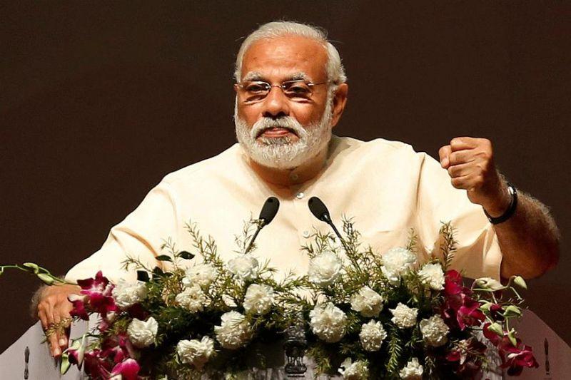 PM Modi greets people on occassion of Hanuman Jayanti