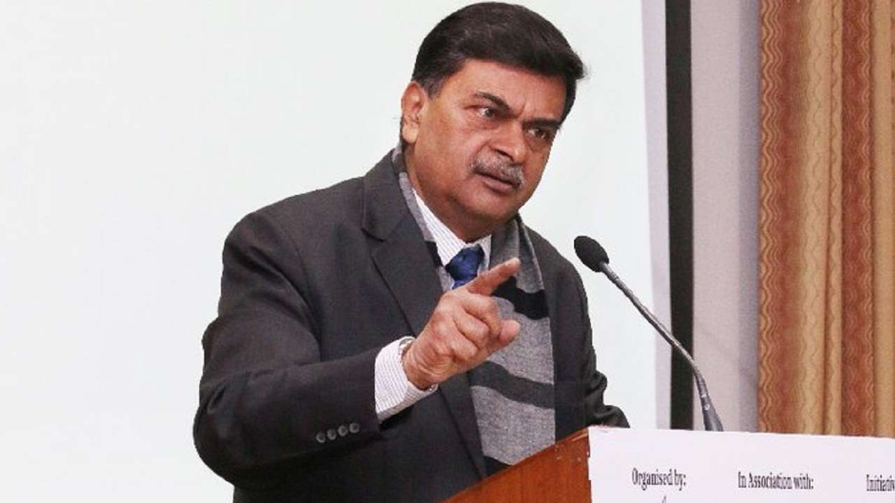 India will not allow import of power supply equipment from China: R K Singh