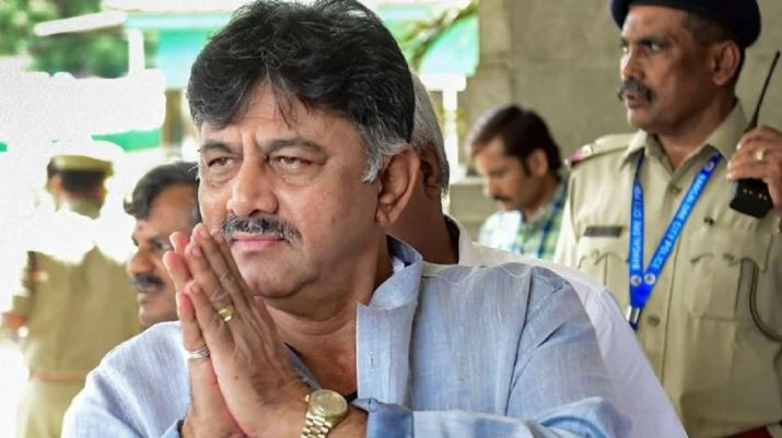 'Accept defeat': Shivakumar as BJP leads in 12 of 15 seats in Karnataka bypolls