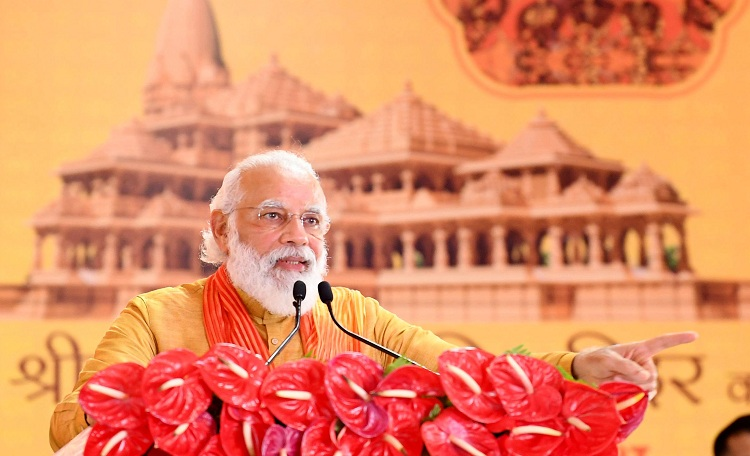 Construction of Ram Temple opens up several opportunities across sectors: PM Modi