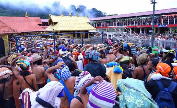 Sabarimala: SC declines to pass any order for safe entry of women