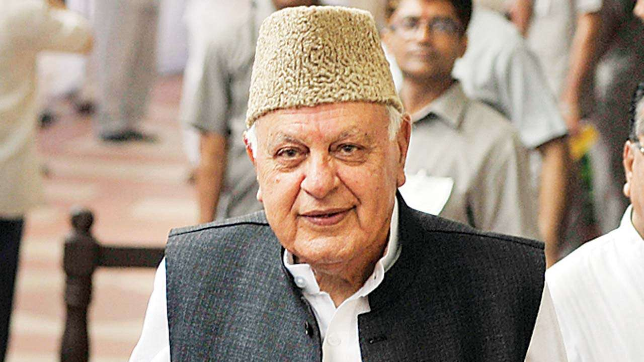 Congress slams govt over detention of leaders in J&K, asks if Farooq Abdullah will attend Parliament