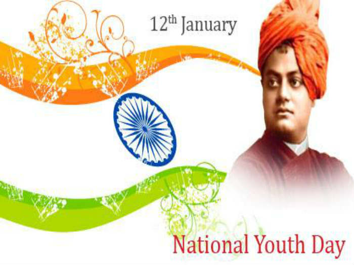 Nation celebrates 155th birth anniversary of Swami Vivekananda