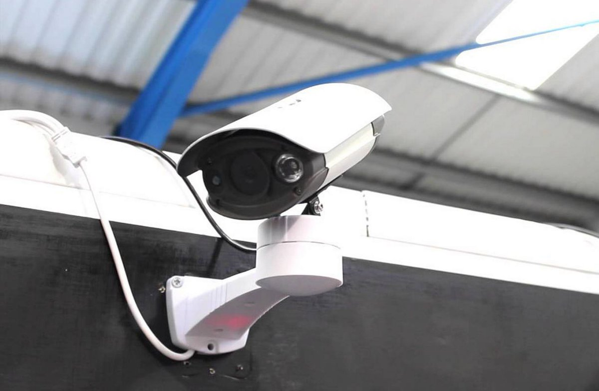Railway extends use of CCTV cameras for monitoring cleanliness