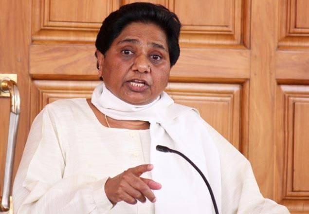 BJP, RSS unleashing casteist violence: Mayawati on Saharanpur clashes