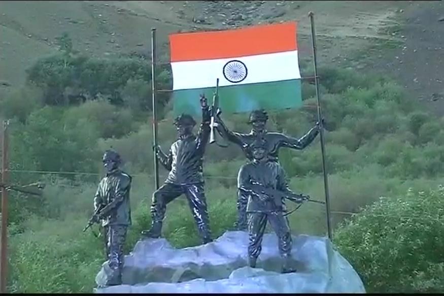 20th Anniversary of Kargil Vijay Diwas being celebrated today