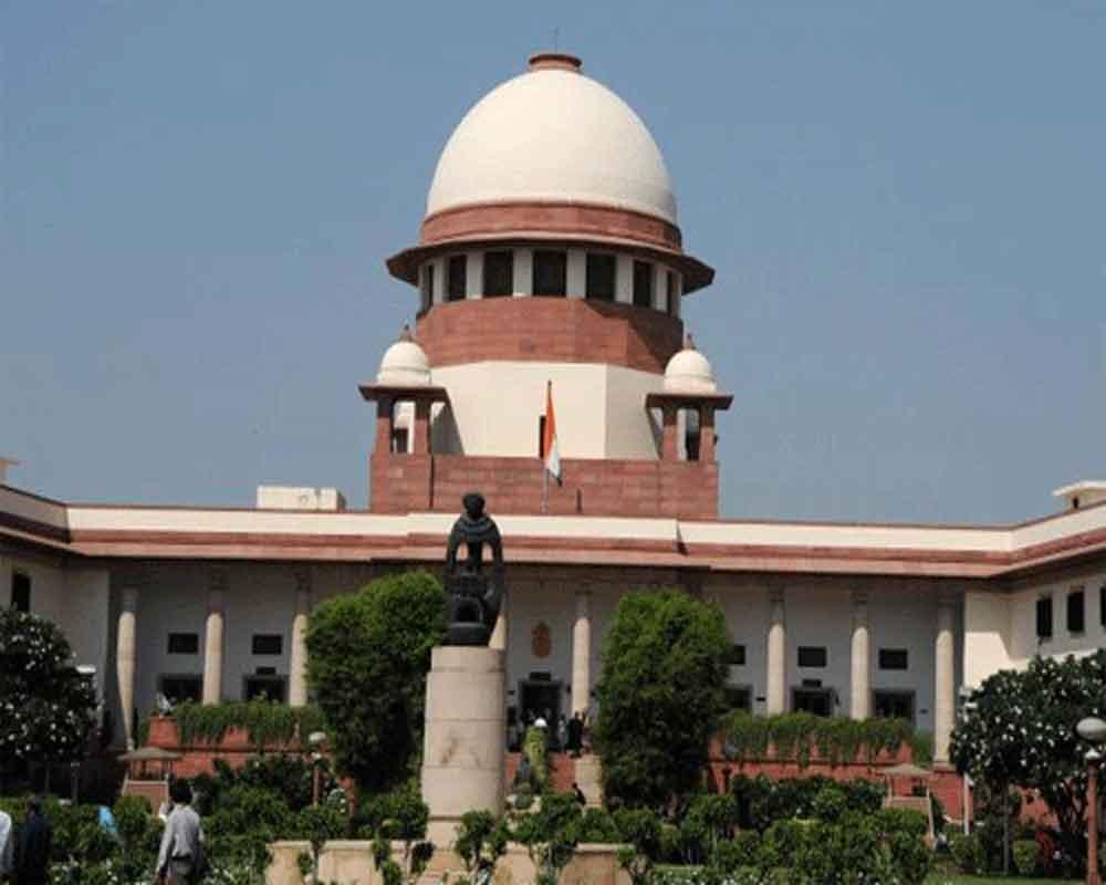 SC to hear Congress plea against EC