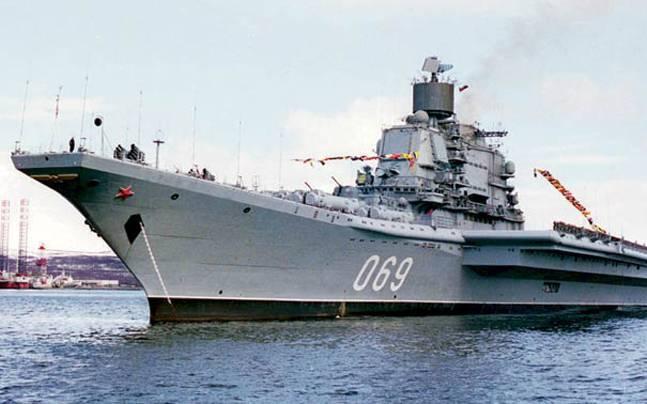 Two killed on board INS vikramaditya after gas leak