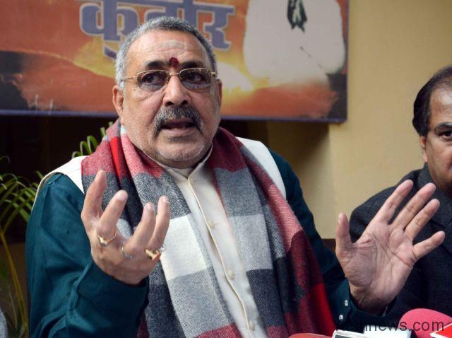 Khadi industry to employ 5 crore people in 5 years: Giriraj
