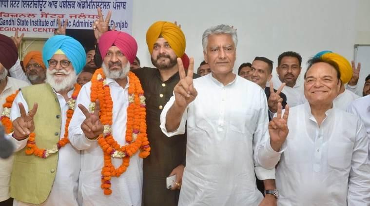 Congress candidate Hardev Singh Ladi won Shahkot Assembly bypoll