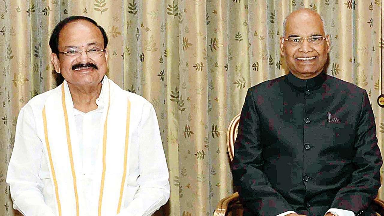 President and Vice President wish people on eve of Raksha Bandhan