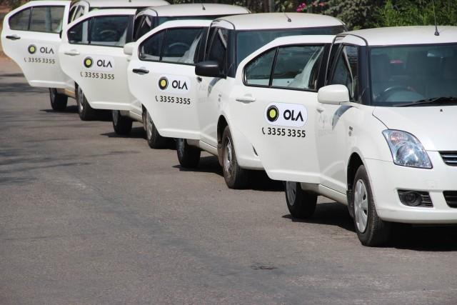 Ola suspends driver for molesting woman passenger in Bengaluru