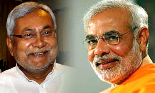 Modi is PM because people found him capable of holding top position : Bihar CM Nitish Kumar