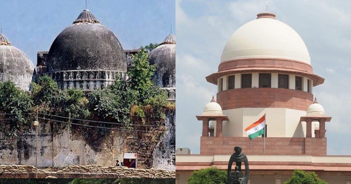Babri Masjid case: SC commences hearing; Nirmohi Akhara to continue arguments