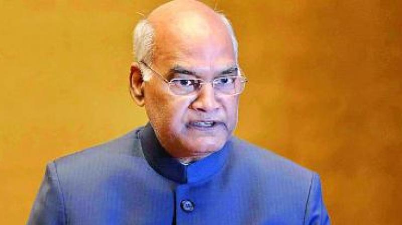 President Kovind gives assent to Citizenship (Amendment) Bill, 2019