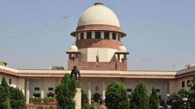 SC grants four weeks to Centre to file reply on triple talaq petitions