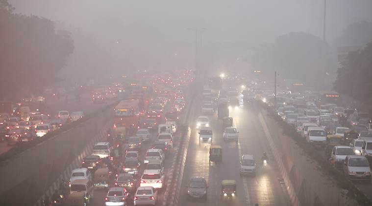 Air quality index remains in severe zone in Delhi