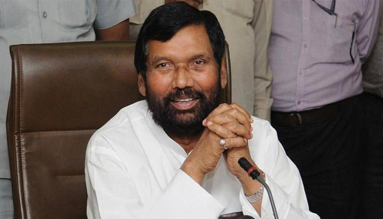 Ram Vilas Paswan rolls out details of Second Phase of PM Garib Kalyan Anna Yojana