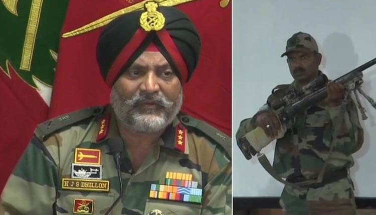 Pakistan-made mine recovered along Amarnath Yatra route: Army