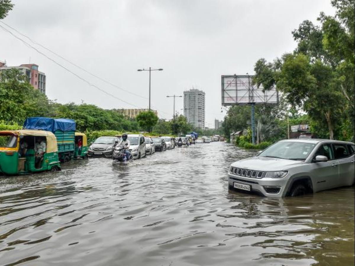 381 mm rainfall in Delhi this month highest for July in 18 years: IMD
