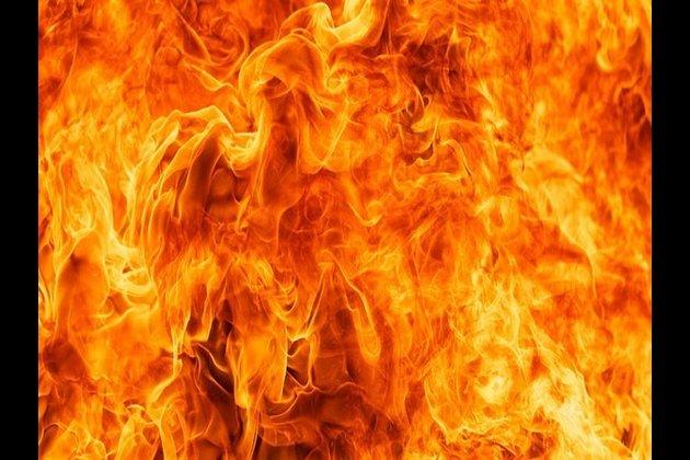 Minor fire at building in Karol Bagh