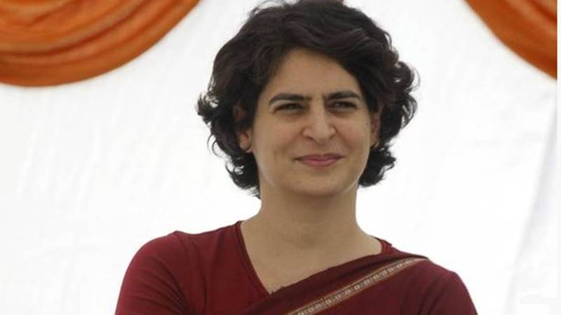 Will always be my hero says Priyanka on Rajiv Gandhi's death anniversary