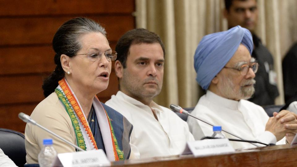 Sonia Gandhi takes charge to 'unite' Opposition parties ahead of May 23 results