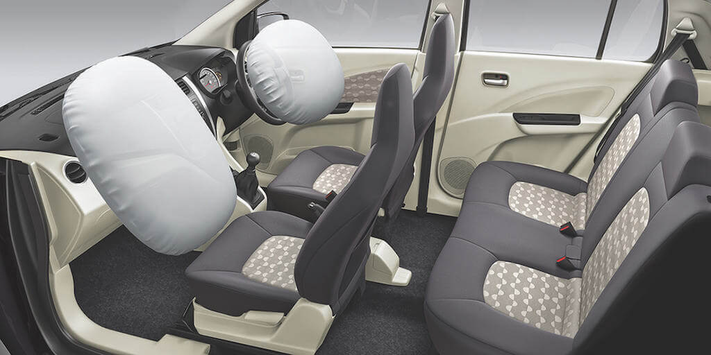 Government makes side airbags mandatory for front passengers in cars from April 1