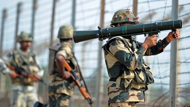 Kashmir : 5 militants killed as army foils major infiltration bid in Machil sector along LoC